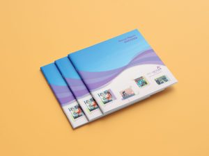 pro-active printed booklet